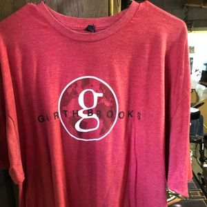 Other - 17' Garth Brooks Concert Tee